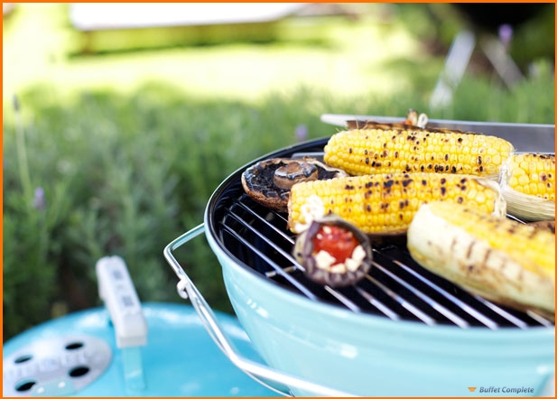 natural way to make your grill grates non stick