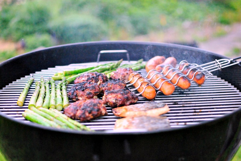make grill grates non stick